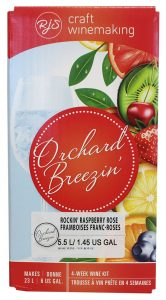 Orchard Breezin' Rockin' Raspberry Rose Kit