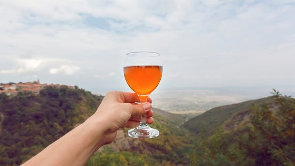 orange wine recipe