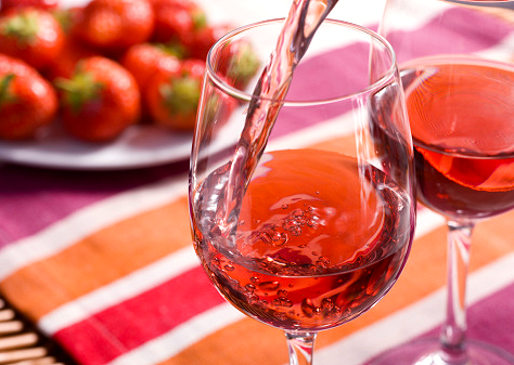 strawberry wine recipe