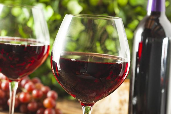 the best red wine is aerated